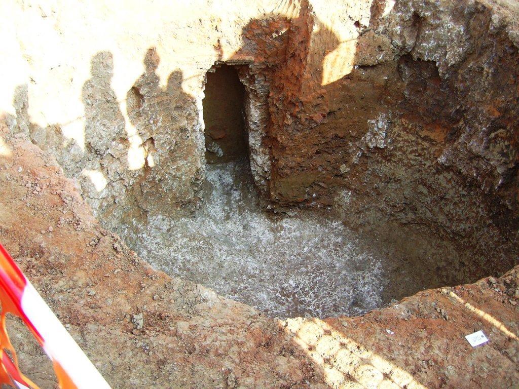 Famars-Archéologie-un-des-fours-à-chaux