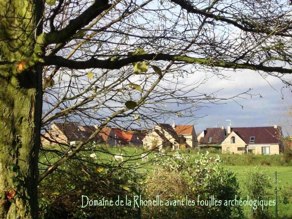 Famars-Domaine-de-la-Rhonelle-avant-les-fouilles-1 Archéologie dans Famars