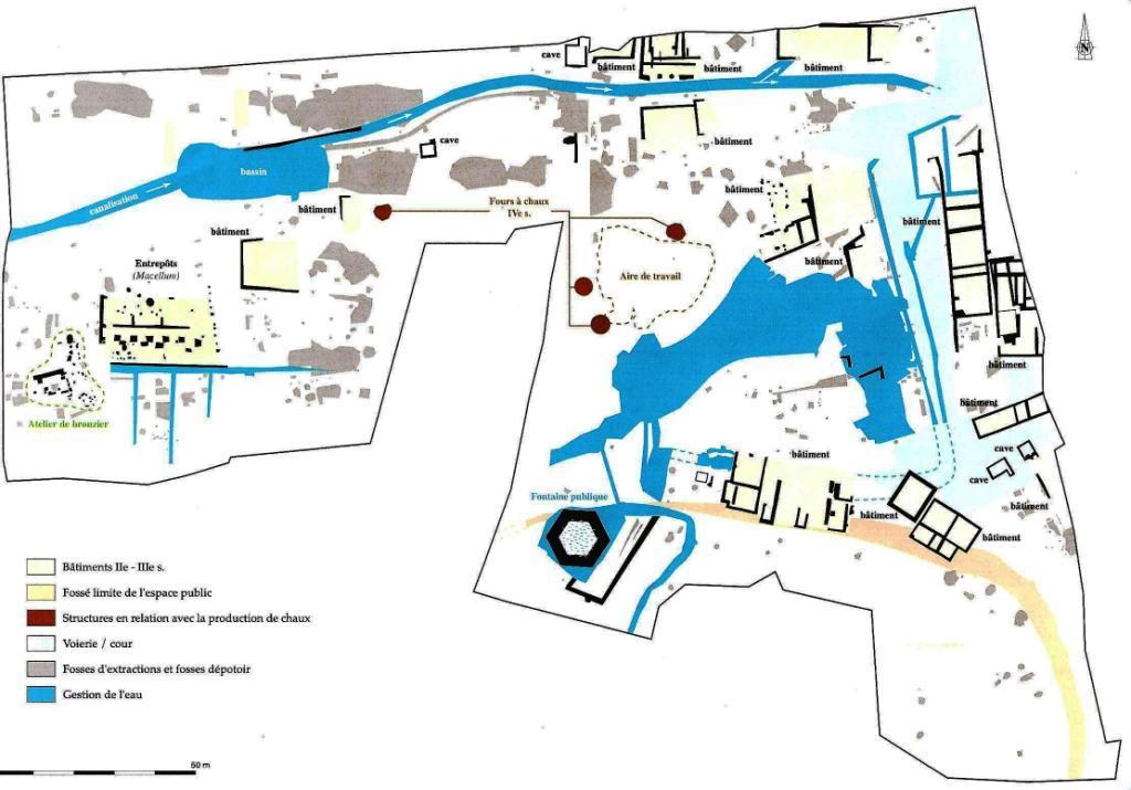 Famars-plan-des-fouilles-sept-08