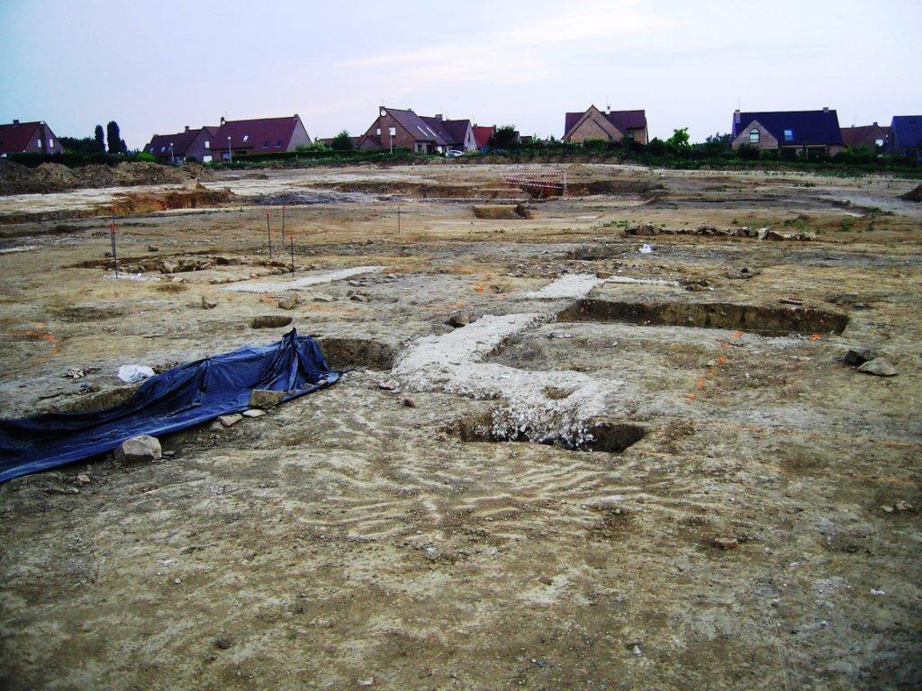 Famars-zone-de-Fouilles-archéologiques-2008