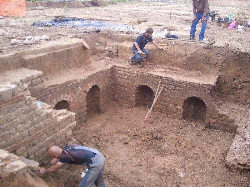 photo010 Archéologie dans fouilles