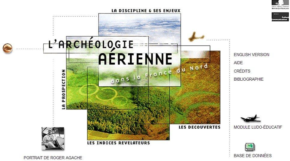 Larchéologie-aérienne-dans-la-France-du-Nord Brunehaut dans Famars