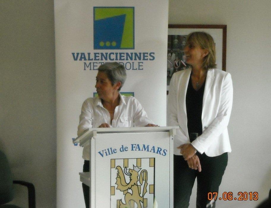 Mme Véronique Dupire et Mme Valérie Létard