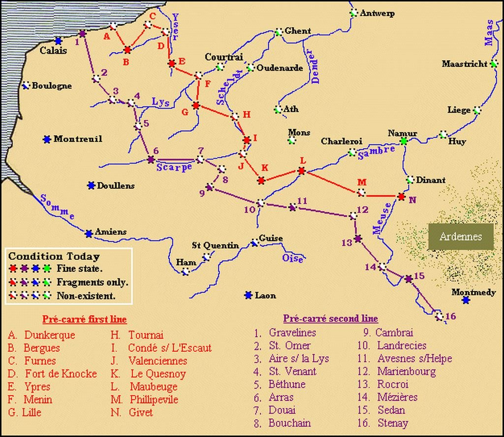 -The battle of Famars dans aviation 14-18 le-pre-carre