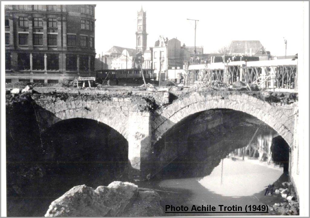 Pont Néro en 1949